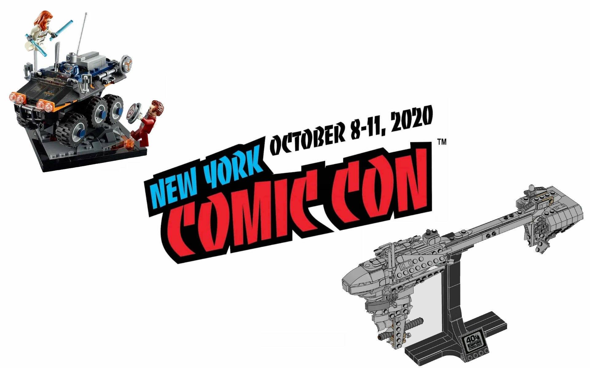LEGO ESCLUSIVE NYCC