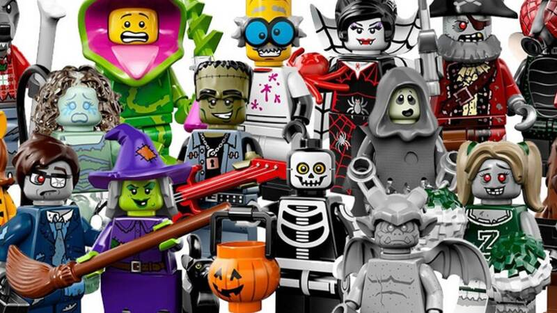 Here are the LEGO sets for Halloween 2020