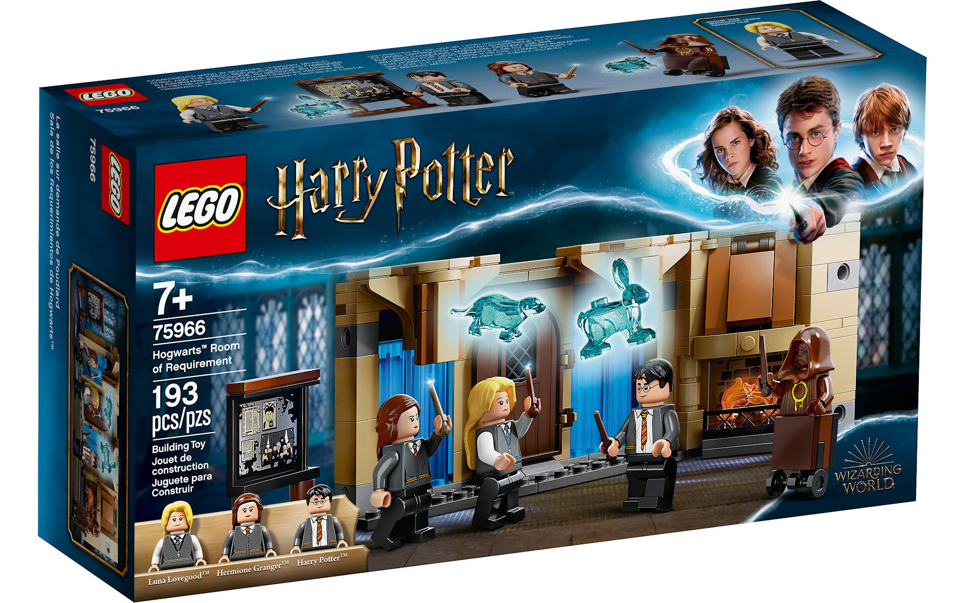 LEGO Harry Potter Estate 2020