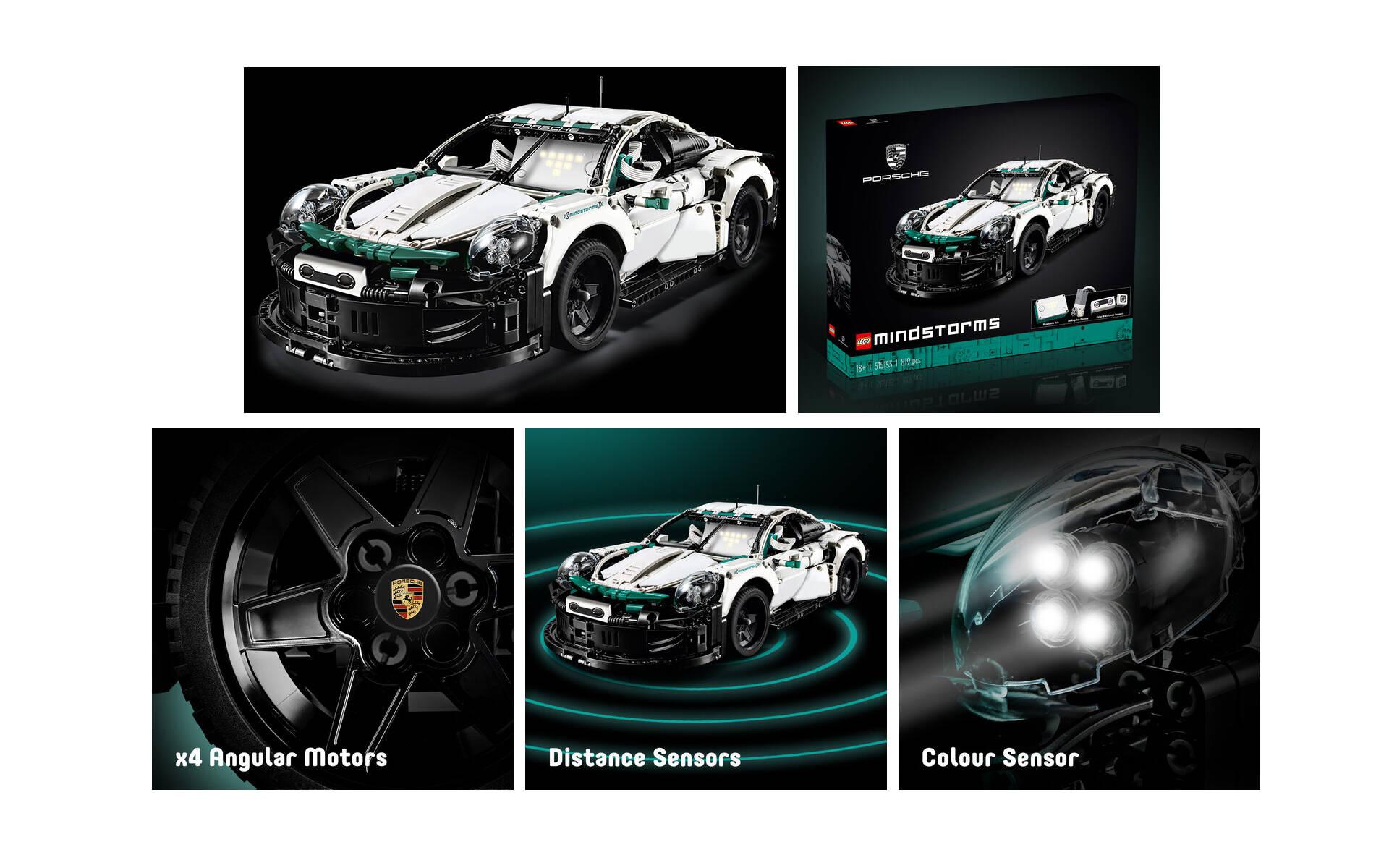LEGO MINDSTORMS Porsche
