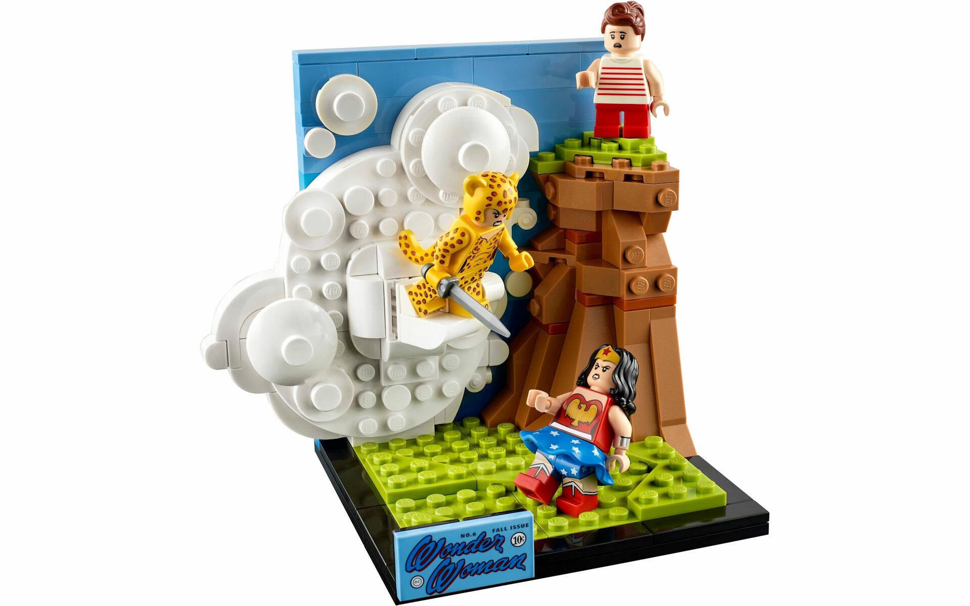 LEGO SDCC 2020