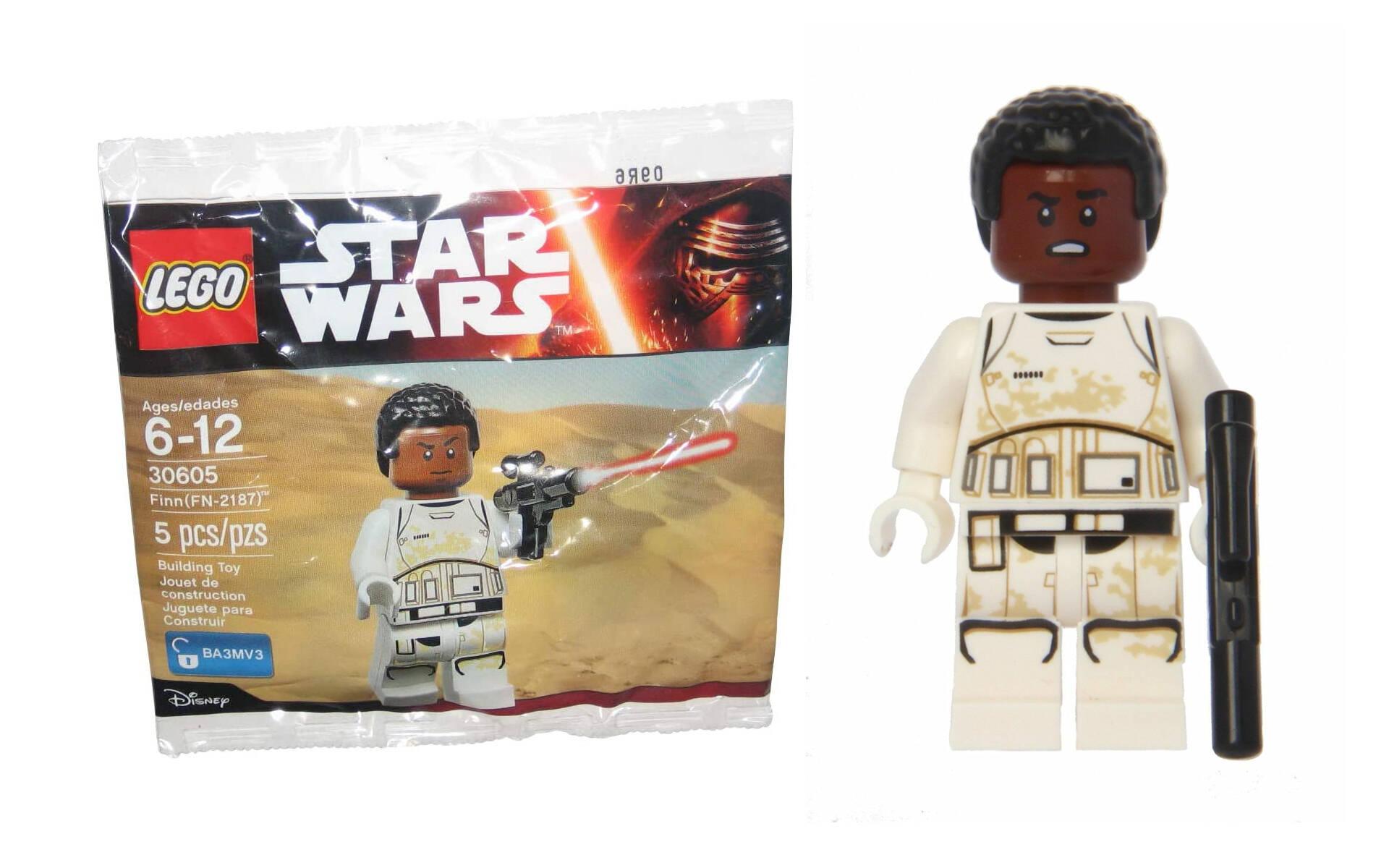 LEGO Star Wars 30625 Luke Skywalker with Blue Milk