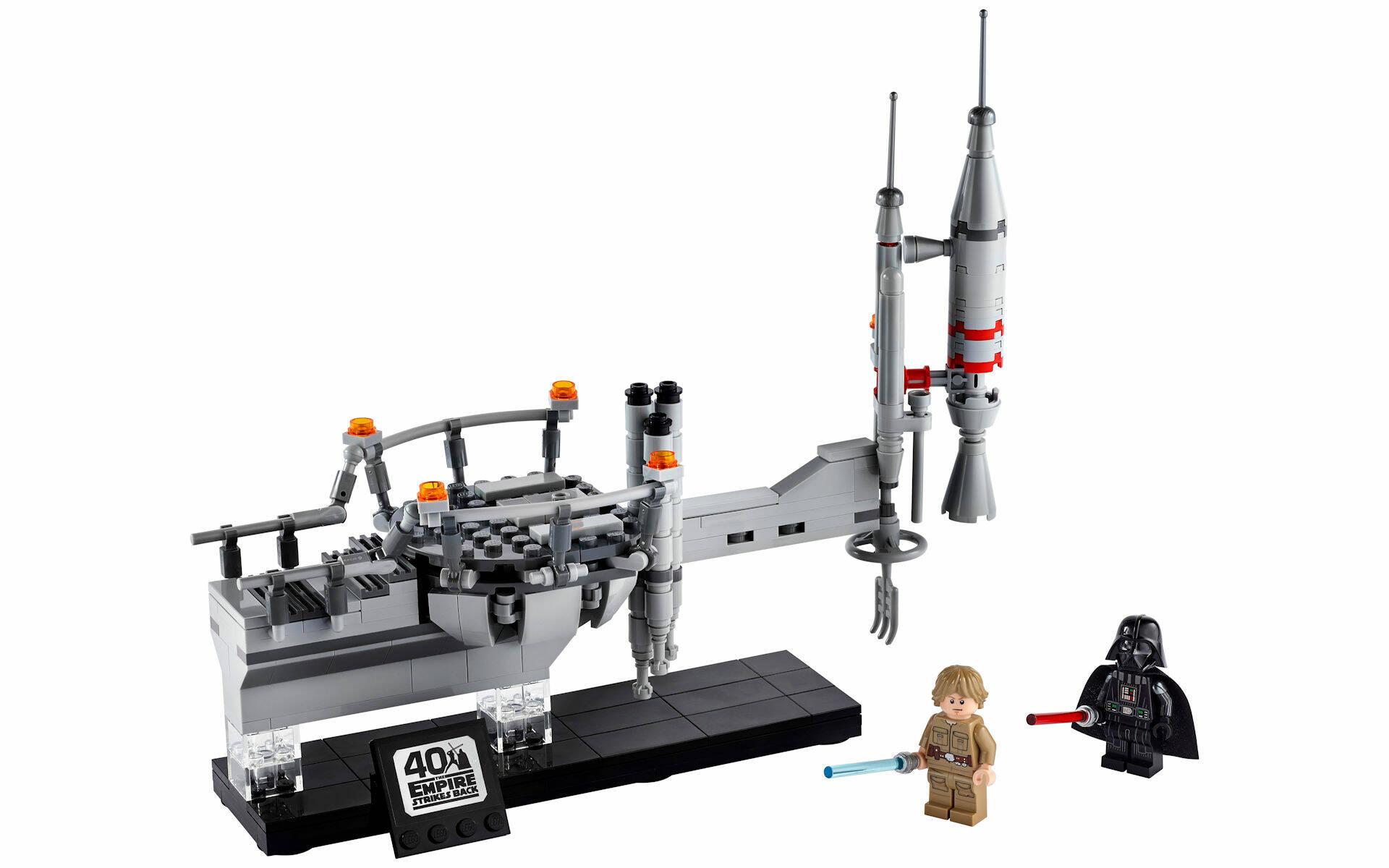 LEGO STAR WARS DUELLO DI BESPIN