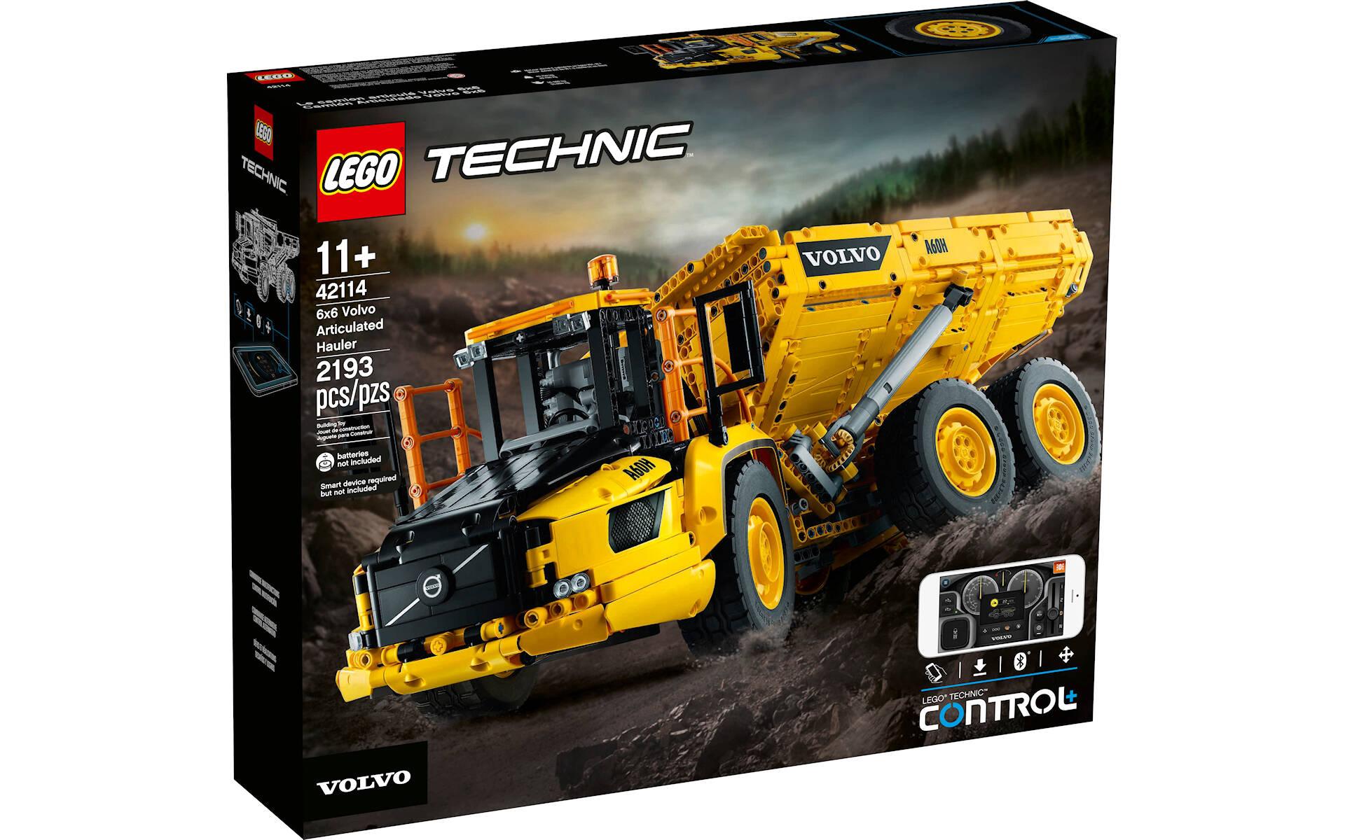 LEGO Technic Agosto