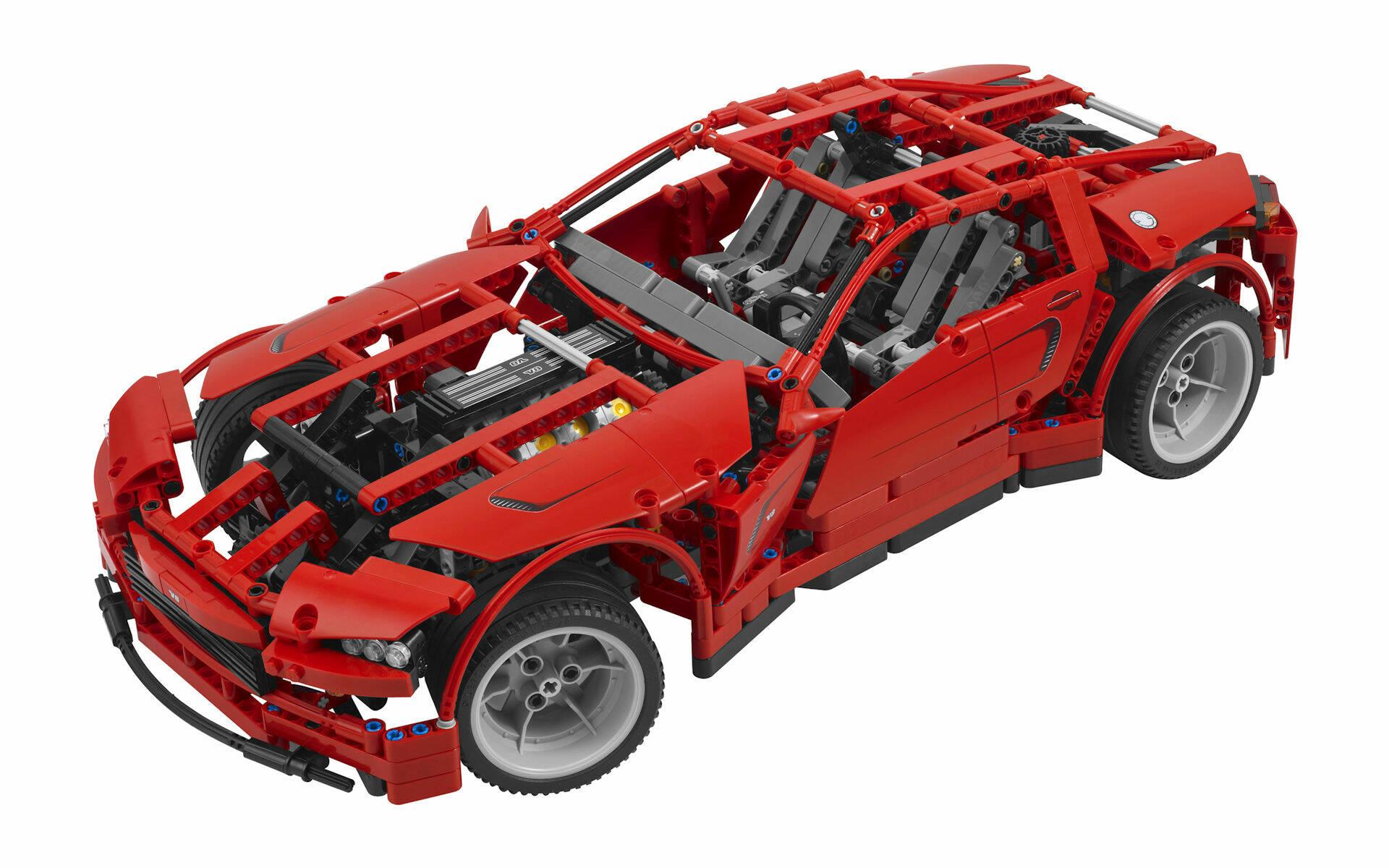 LEGO TECHNIC AMAZON