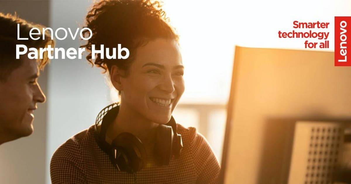 Lenovo Partner Hub