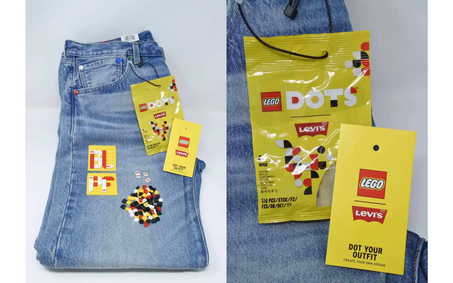LEVI's LEGO DOTS