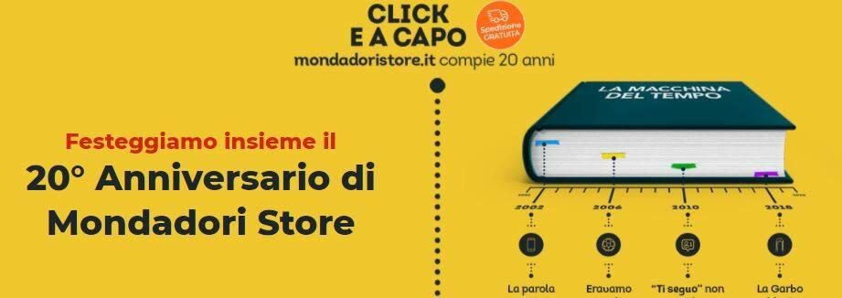 Mondadori 20 anni