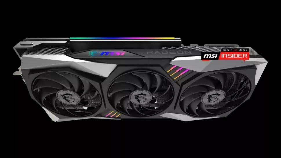 MSI AMD Radeon RX 6800 XT Gaming X Trio