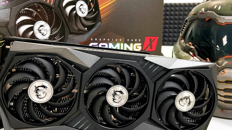 MSI RTX 3070 Gaming X Trio | Review