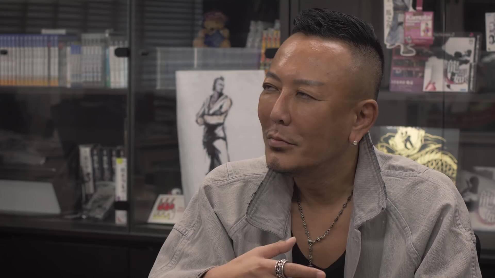 Nagoshi SEGA Yakuza