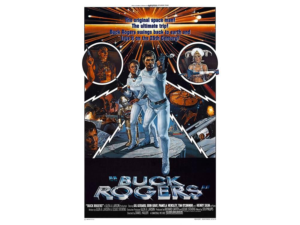 nuovo adattamento per Buck Rogers