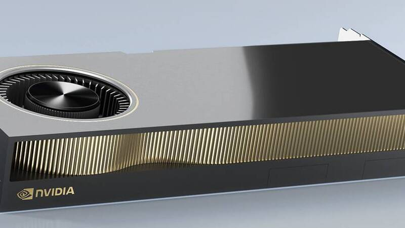 NVIDIA: The powerful RTX A6000, designed for professionals, is now available