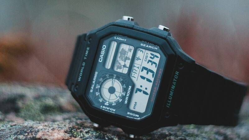 Casio watches: the best offers from Amazon