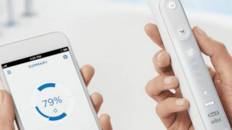 Oral-B Dragonfly electric toothbrush at 129 € among the eBay offers of the day!