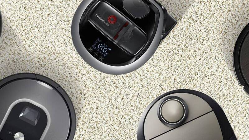 Robot vacuum cleaner: the best offers from Amazon