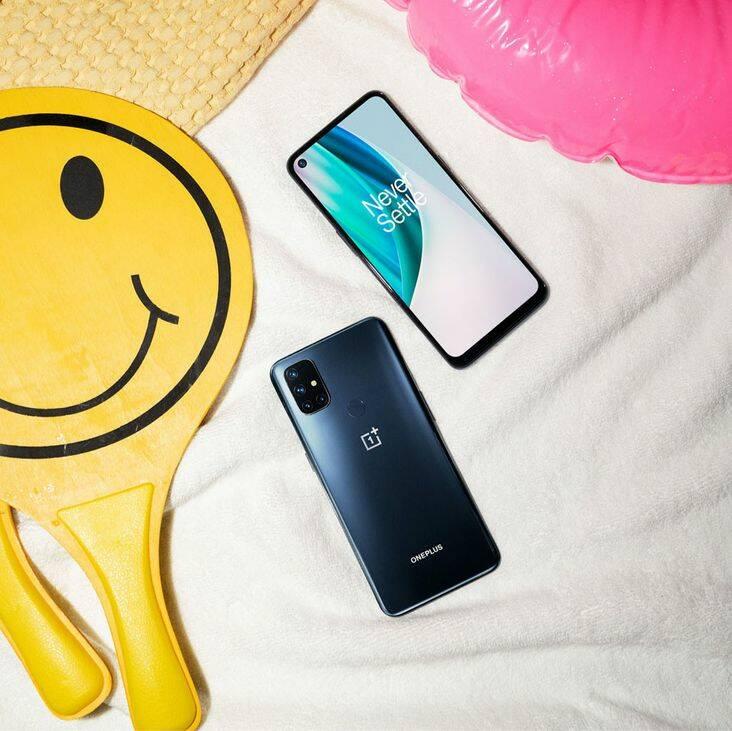 OnePlus Nord N10 5G + N100