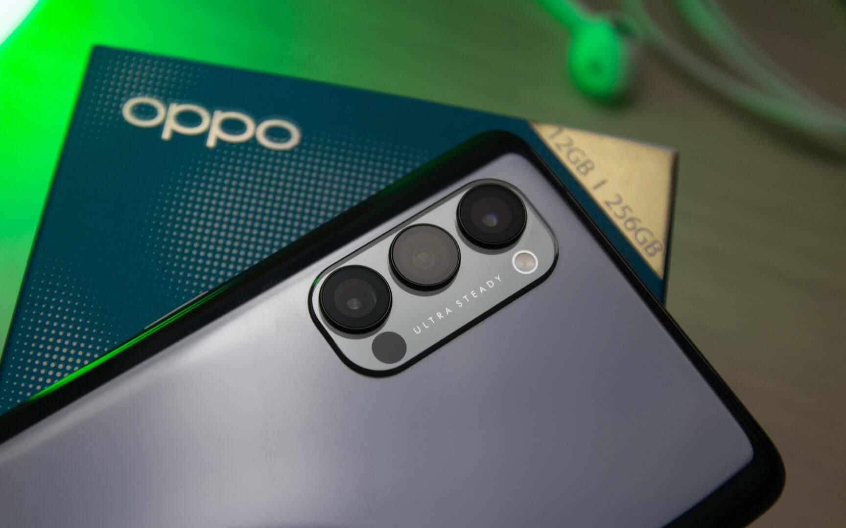 OPPO Reno4 Pro