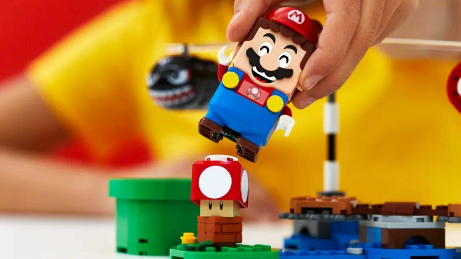 Pack di espansione LEGO super Mario, in regalo con acquisti superiori a 40€