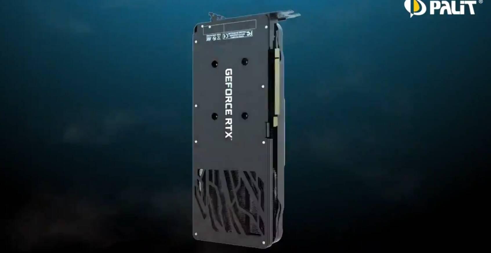 Palit GeForce RTX 3070 Jetstream
