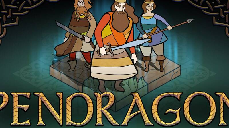Pendragon, fiction and roguelike | Review