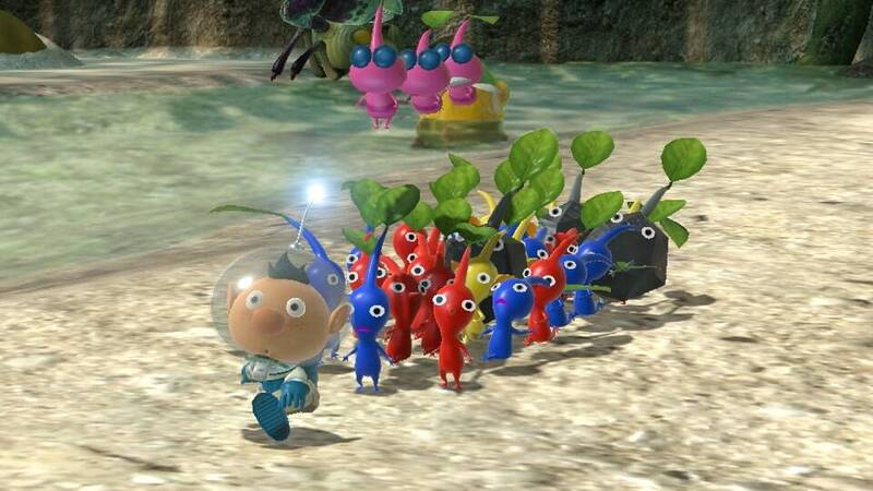 Pikmin 3 Deluxe | Preview