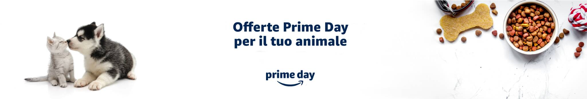 Prime animali