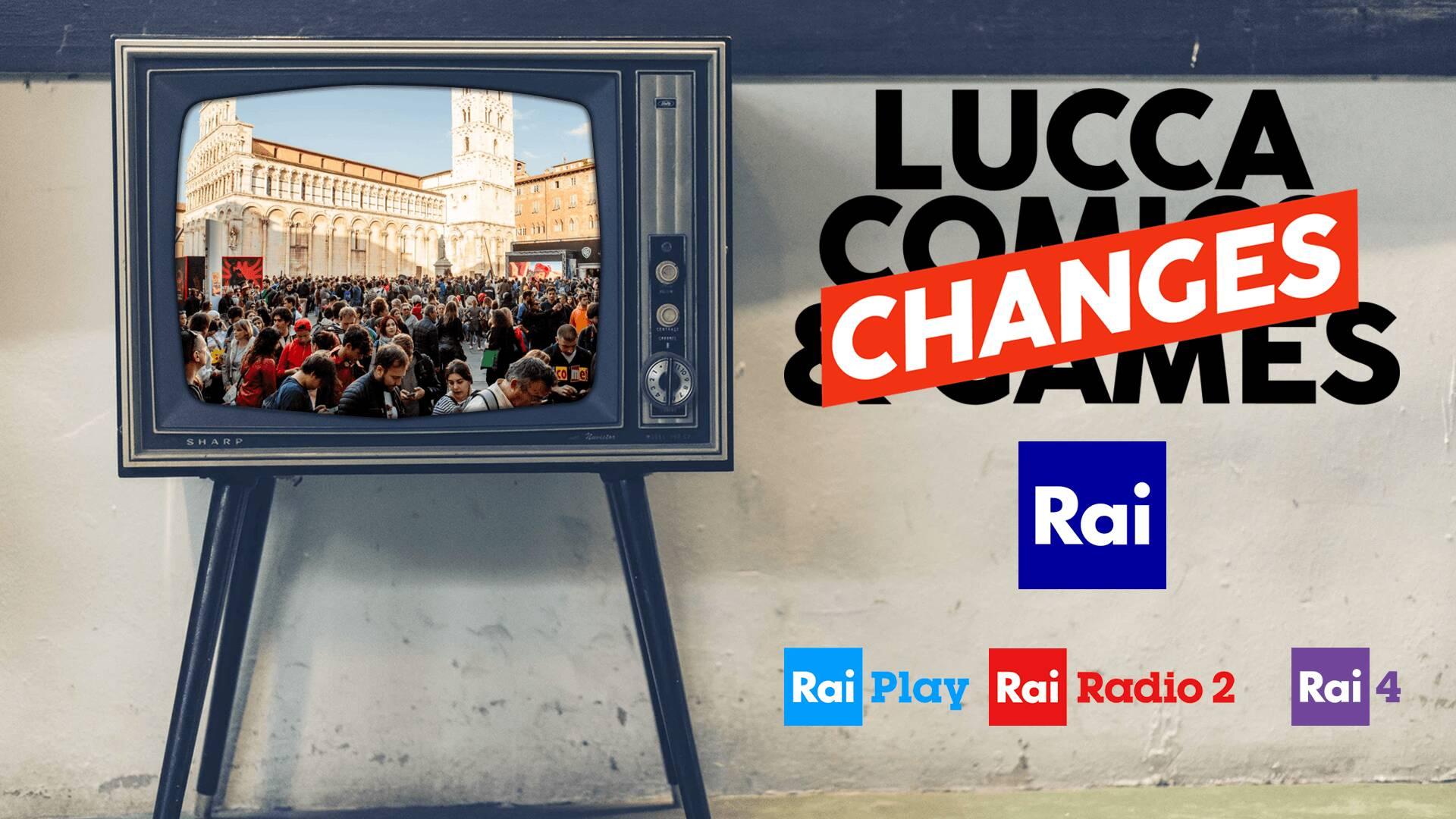 Rai a Lucca Changes