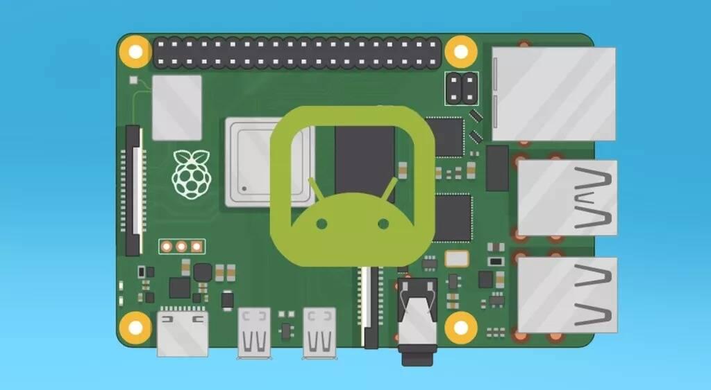 Raspberry Pi 4 OmniROM