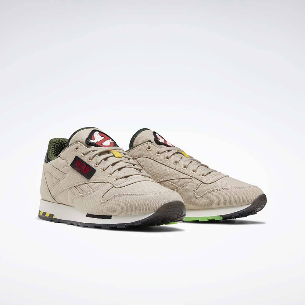 Reebok ispirate a Ghostbusters