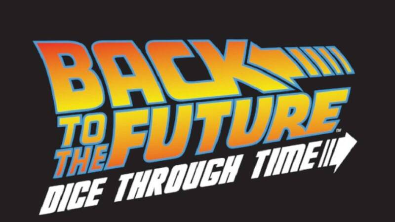 Ravensburger presents the Back to the Future board game