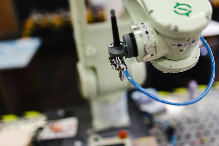 robot supply chain