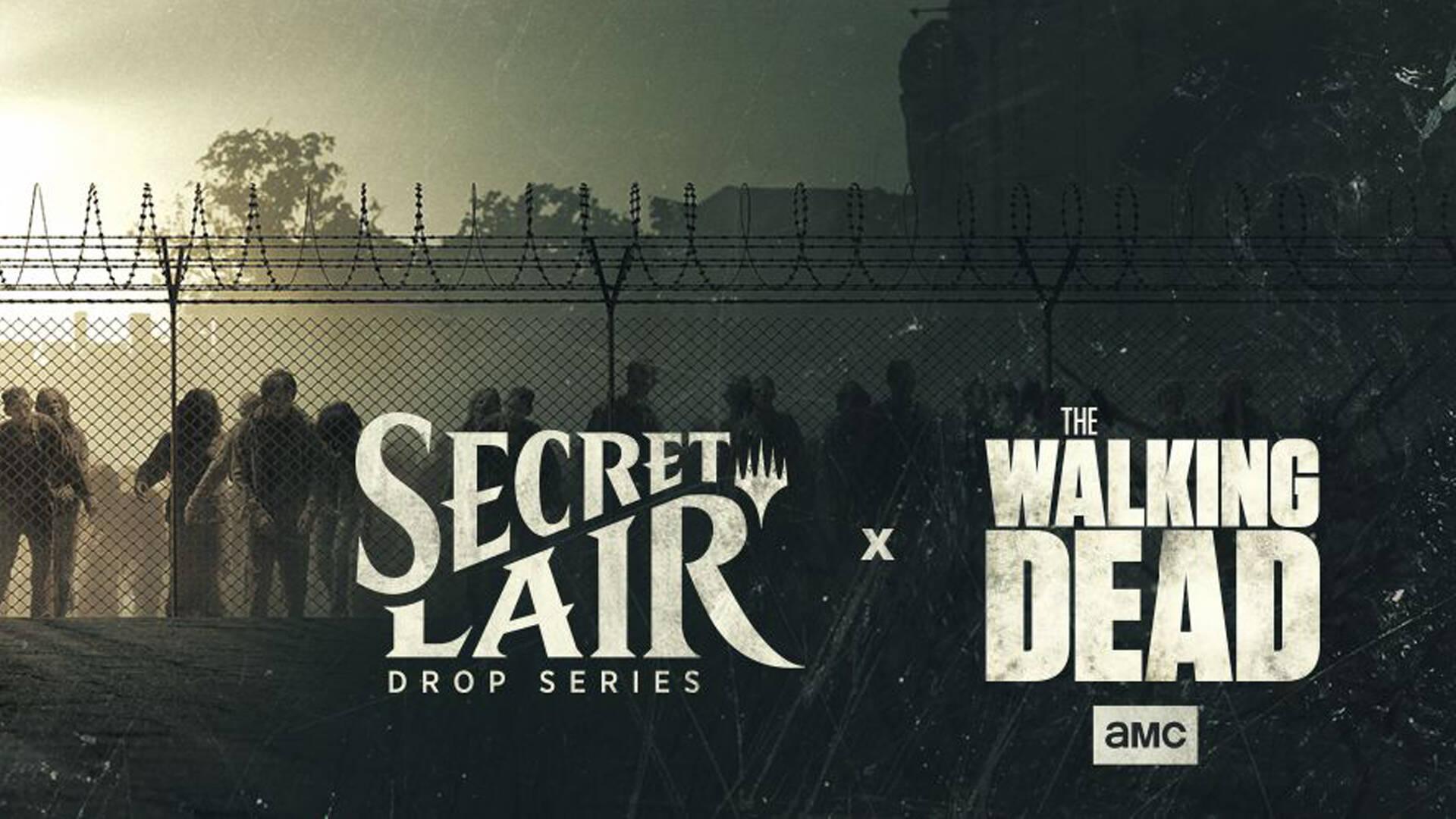 Secret Lair The Walking Dead