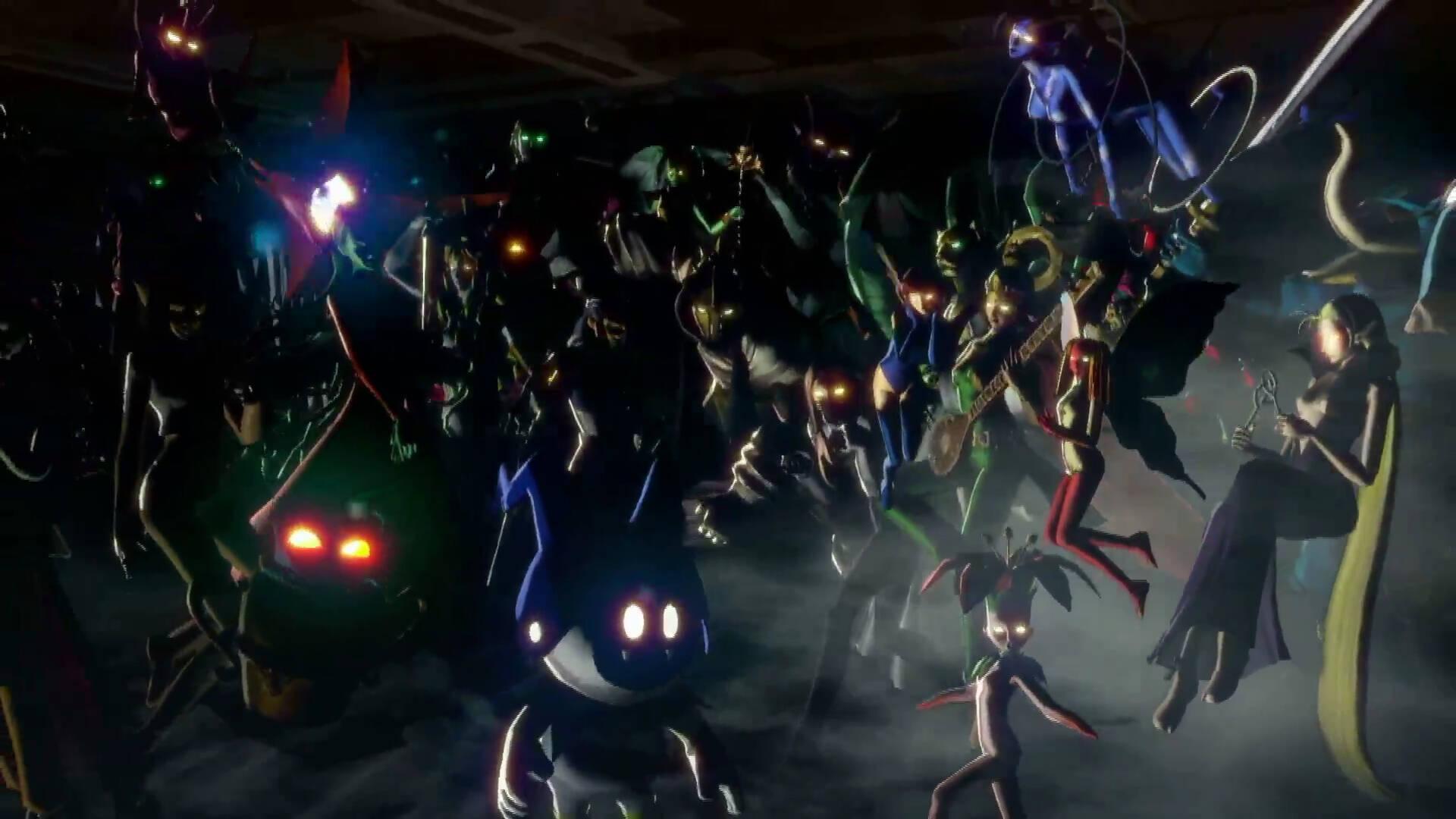 Shin Megami Tensei V demons