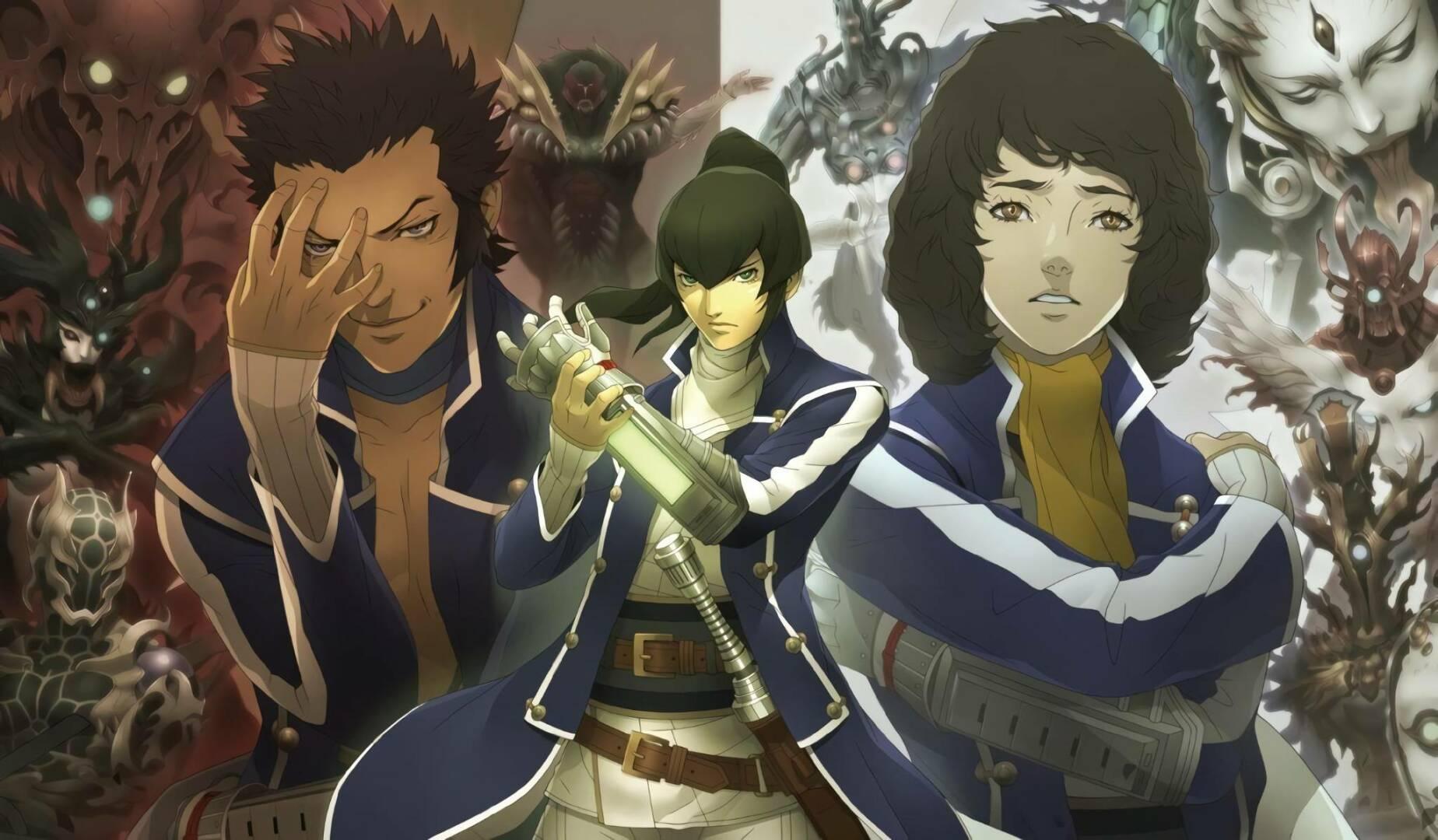 Shin Megami Tensey IV