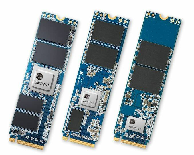 Silicon Motion Controller SSD PCIe 4.0