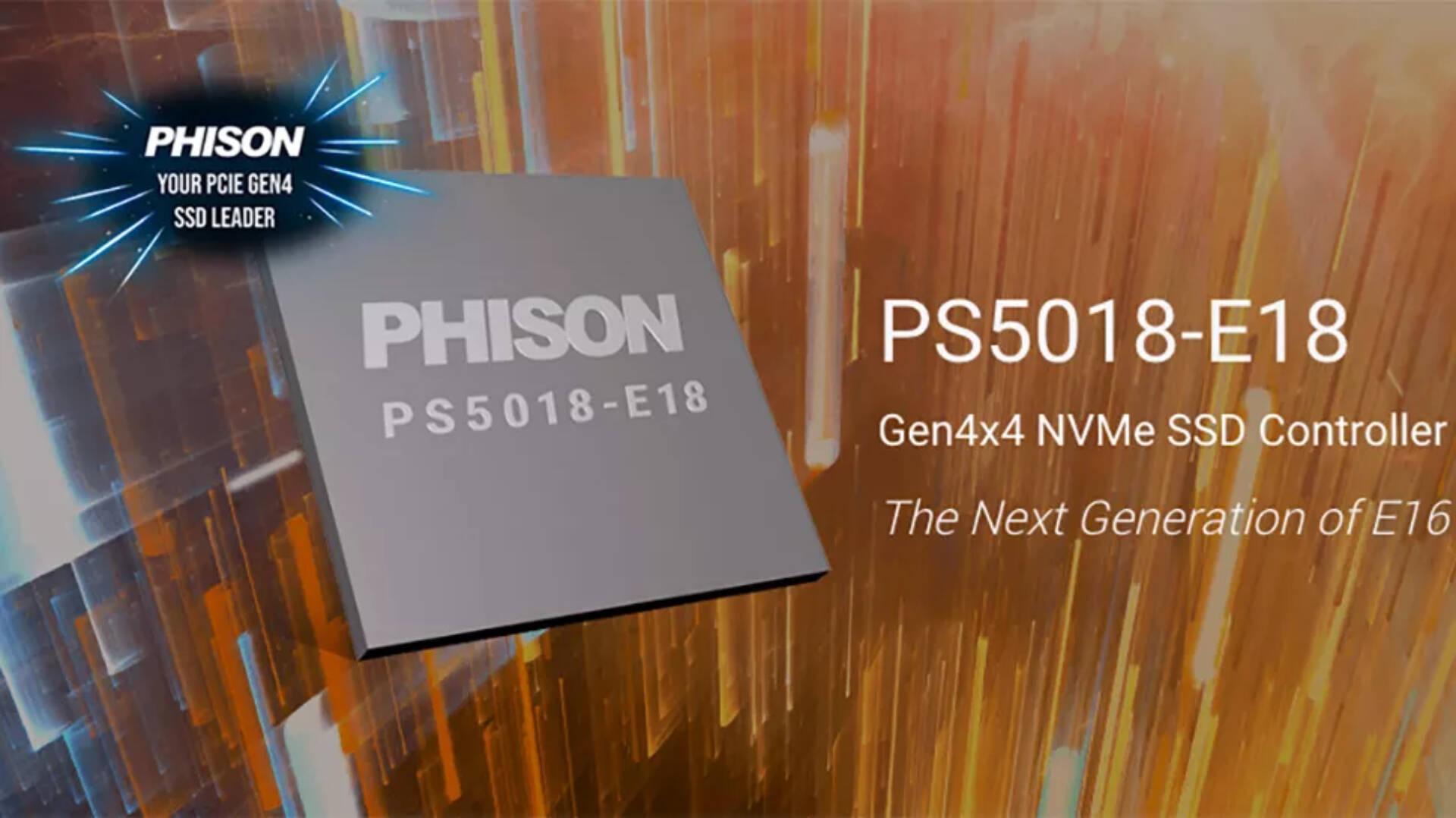 SSD Phison