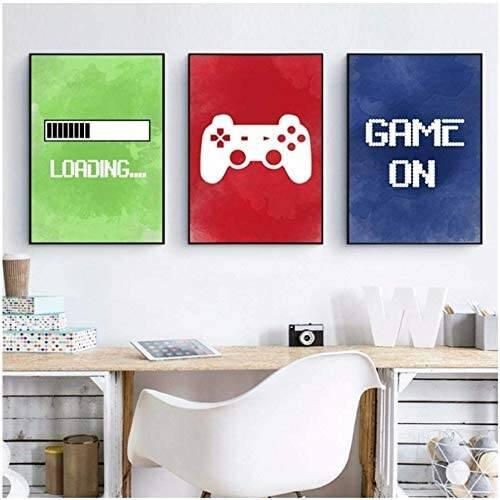 Stampe, poster, quadri videogiochi