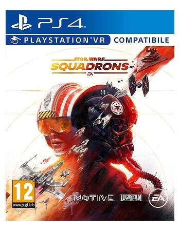 Star Wars Squadrons PS4 Verticale