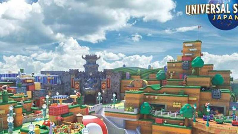 Super Nintendo World: here is the new opening date!