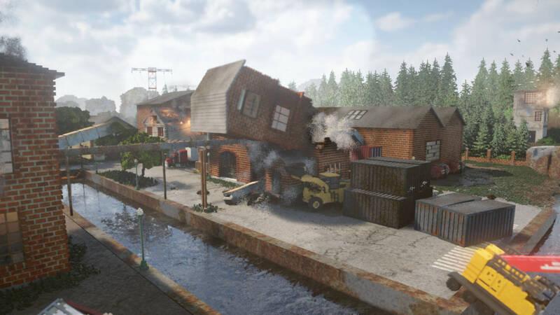 Teardown E Gia Un Successo Ci Fa Creare Meraviglie Come In Minecraft