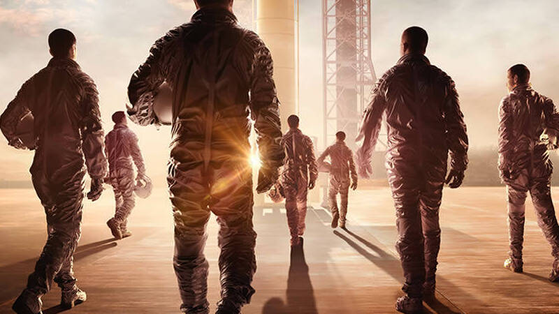 The Right Stuff: Real Men, the review of the first season
