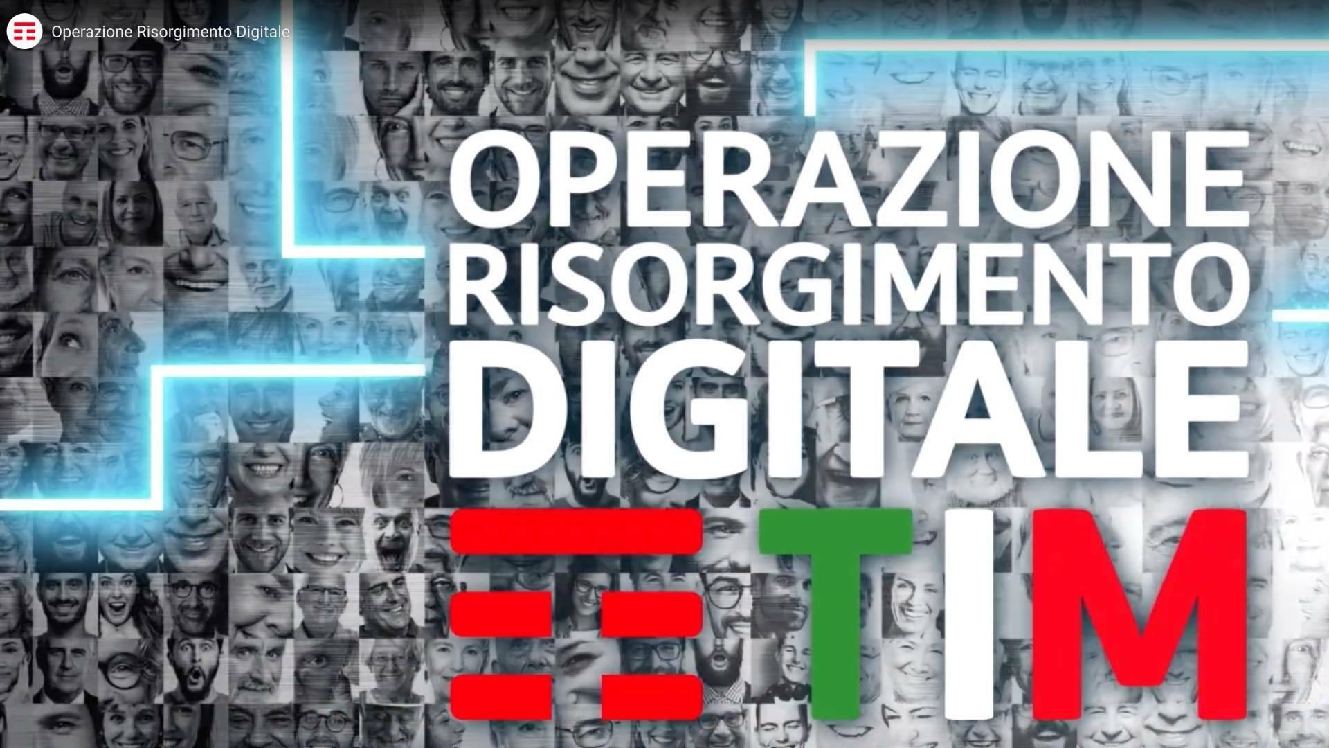 TIM Operazione Risorgimento Digitale