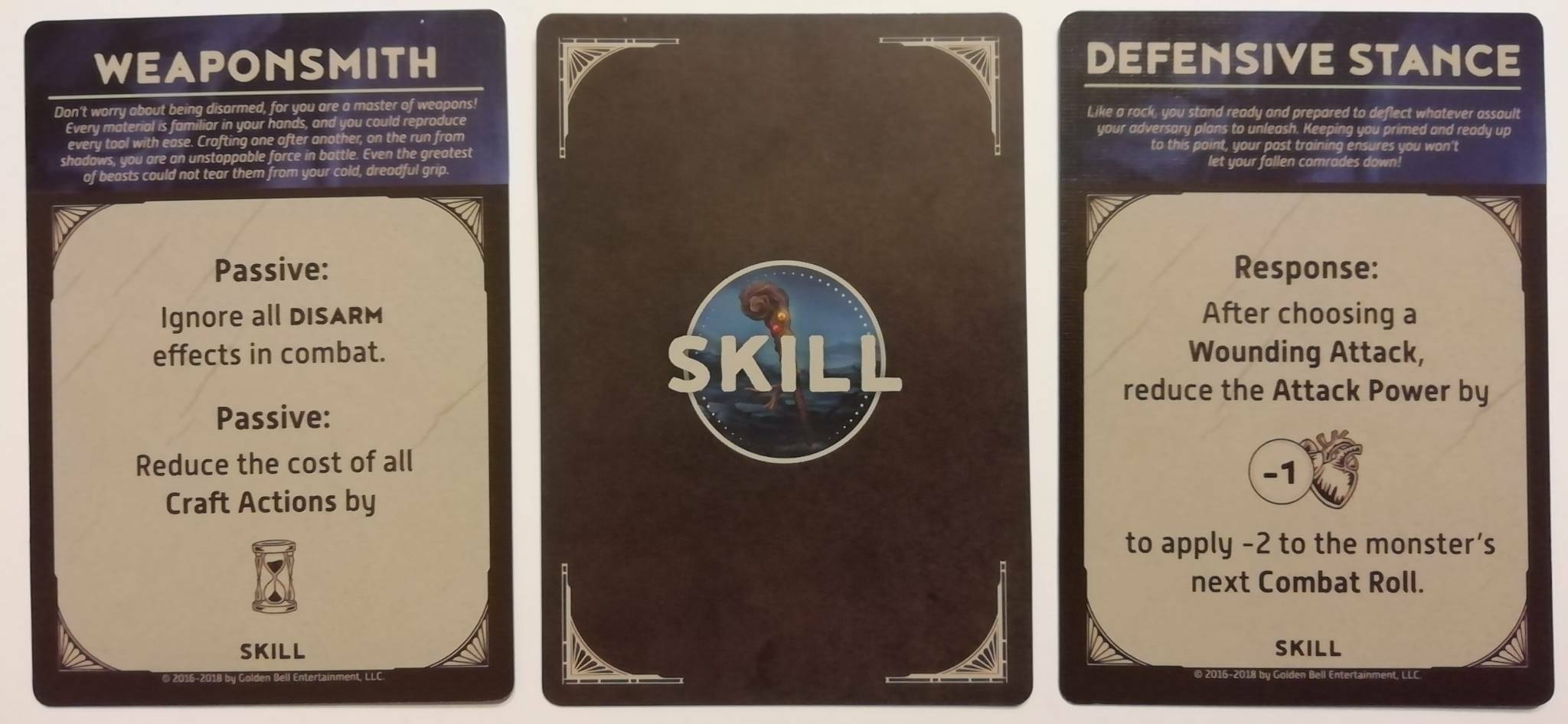 Unbroken boardgame