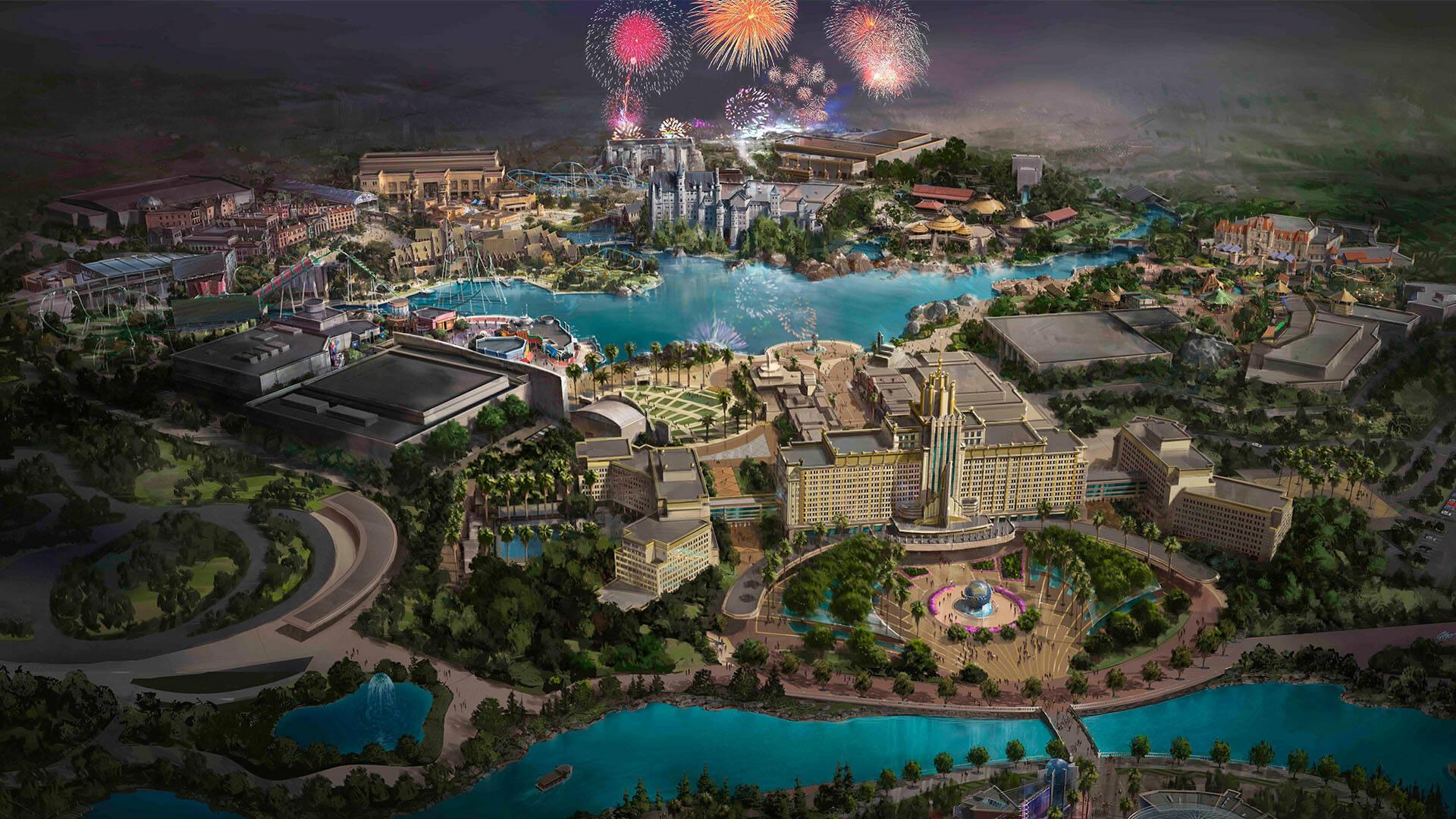 Universal Resort Pechino