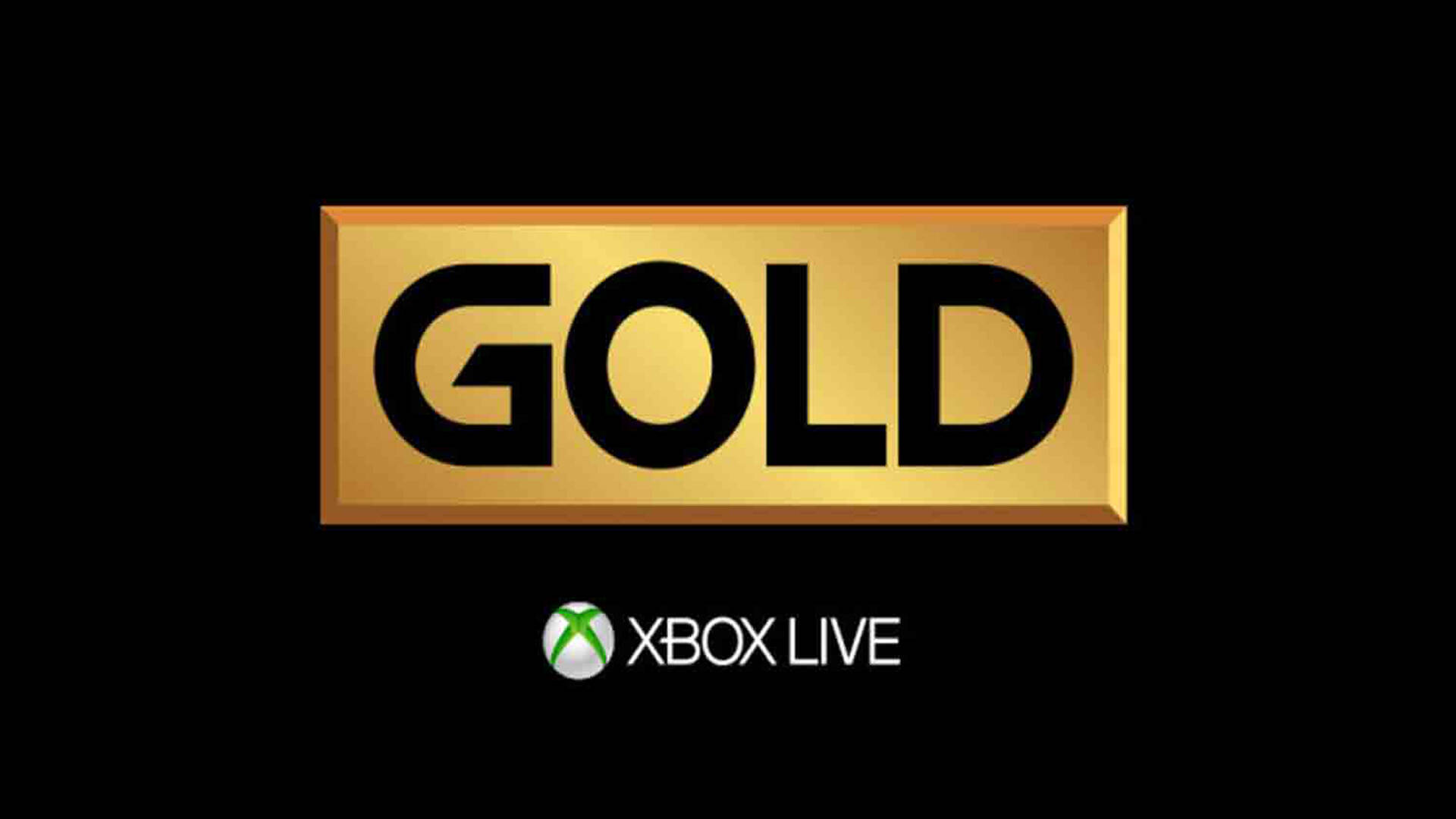 Xbox Gold Logo