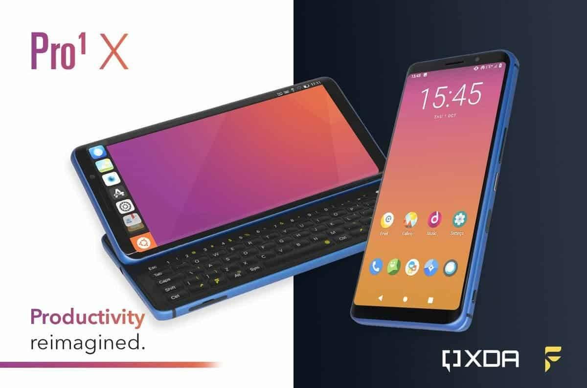 XDA Pro1-X
