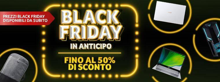 Acer Black Friday