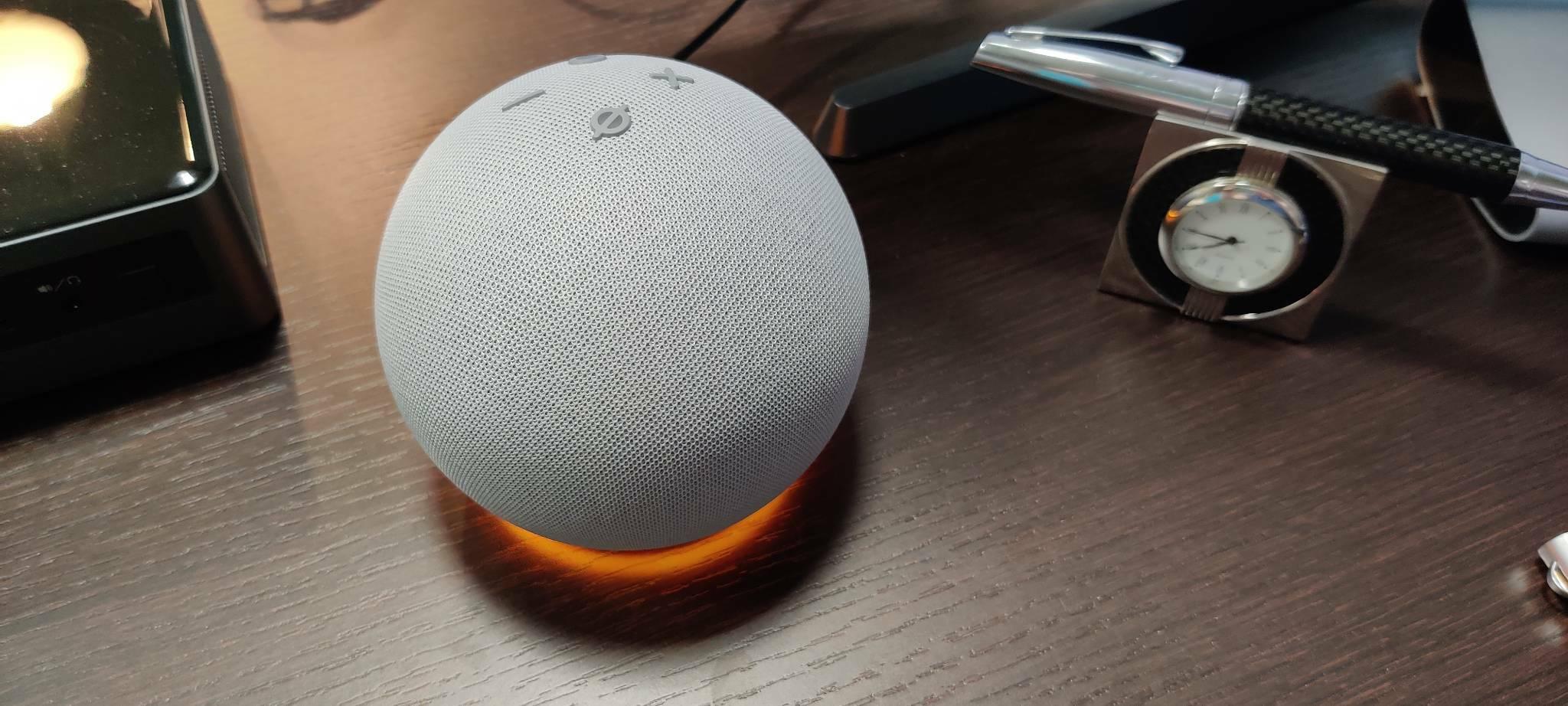 Amazon Echo Dot (4th Gen.)