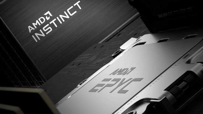 Introducing AMD Instinct MI100, the world's fastest HPC GPU